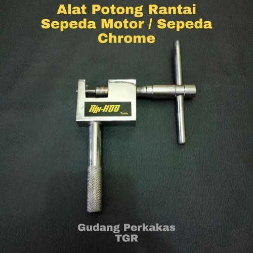 Foto Produk Alat Potong Rantai Sepeda Motor / Pemotong Rantai Chrome dari GUDANG PERKAKAS