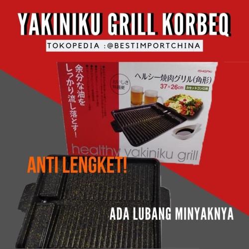 Foto Produk GRILL YAKINIKU BBQ KOREAN BARBEQUE ALAT GRILL YAKINIKU ALAT MASAK dari Bestimportchina