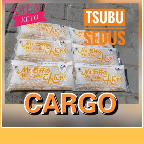 Foto Produk Tsubu shirataki sedus (khusus cargo) dari AL KHOBIR