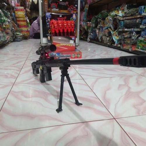 Foto Produk Cobra Airsoftgun Spring M378L dari Bang izal Toys