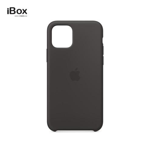Foto Produk Apple iPhone 11 Pro Silicone Case - Black dari iBox Official Store