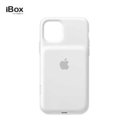 Foto Produk Apple iPhone 11 Pro Smart Battery Case - White dari iBox Official Store