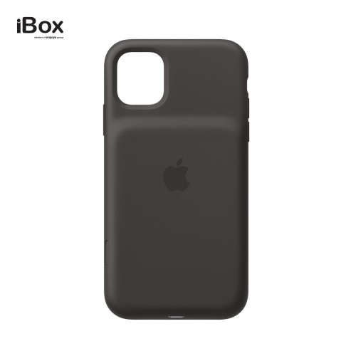 Foto Produk Apple iPhone 11 Smart Battery Case - Black dari iBox Official Store
