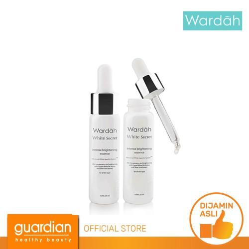 Foto Produk WARDAH WHITE SECRET INTENS B/ESSEN 17ML dari Guardian Official Store
