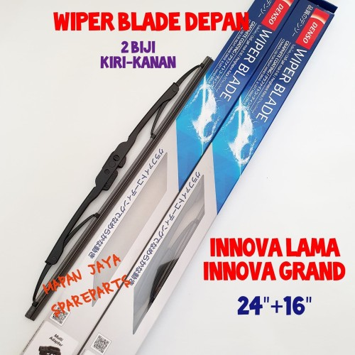 Foto Produk Wiper set Innova DENSO TOURNAMENT ORIGINAL dari Mapan Jaya Sparepart