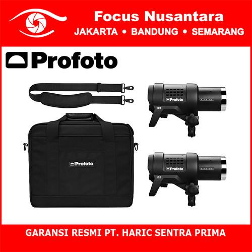Foto Produk PROFOTO D2 Duo Kit 1000 AirTTL dari Focus Nusantara