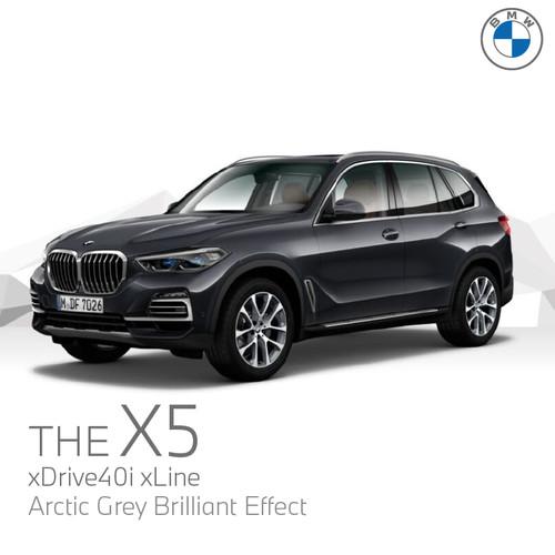 Foto Produk BMW The X5 Drive Booking Fee dari BMW TUNAS
