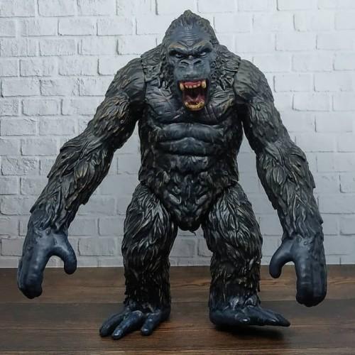 Foto Produk King Kong Action Figure / Mainan Gorilla dari Waroeng Figure