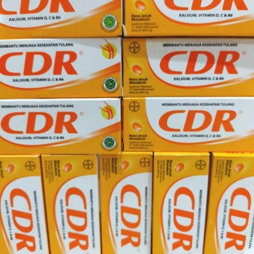 Foto Produk CDR isi 10 tablet dari JAshop88