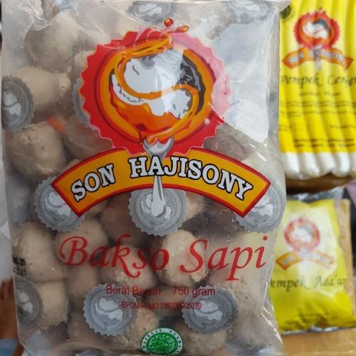 Foto Produk Bakso Son Haji Sony JKT dari Pempek Son Hj Sony JKT