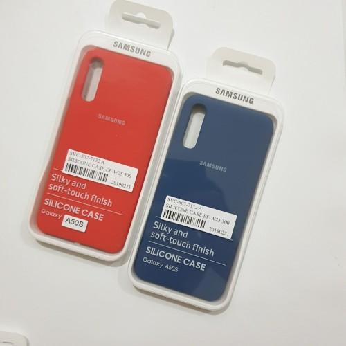 Foto Produk Samsung A50s A30s A50 Silicone Cover Rubber Case Original Vietnam dari diva acc