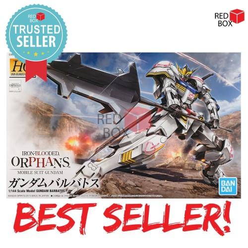 Foto Produk HG 1/144 Gundam Barbatos dari redbox corner