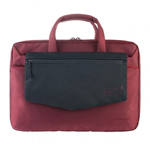 "Foto Produk Tucano Slim Bag 13"" Work-Out 3 - Red dari iBox Official Store"