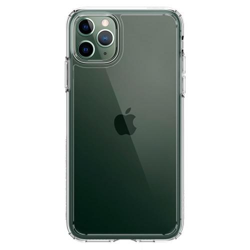 Foto Produk Spigen iPhone 11 Pro Crystal Hybrid Crystal Clear dari iBox Official Store