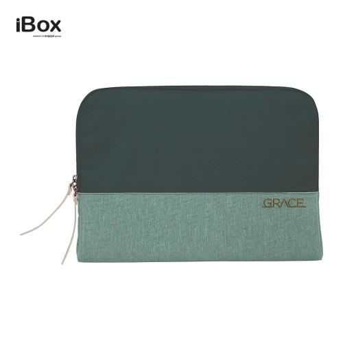 "Foto Produk STM Grace Sleeve (13"") - Hunter Green dari iBox Official Store"