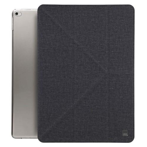 Foto Produk UNIQ Yorker New iPad Mini 5 Kanvas - Obsidiant Knit Black dari iBox Official Store