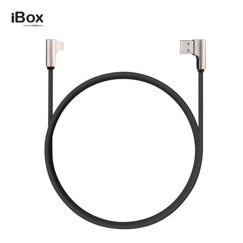 Foto Produk Aukey USB-A to Lightning 900 Cable 1,2m - Black dari iBox Official Store