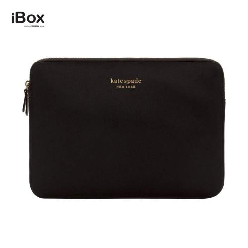 """Foto Produk Kate Spade New York Slim Sleeve for 13"""" - Black dari iBox Official Store"""