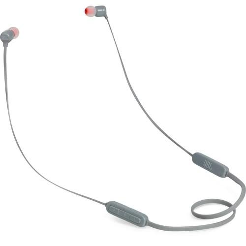 Foto Produk JBL T110 BT Earphone - Grey dari iBox Official Store