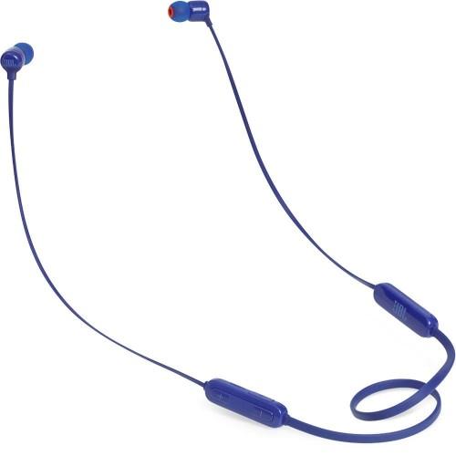 Foto Produk JBL T110 BT Earphone - Blue dari iBox Official Store
