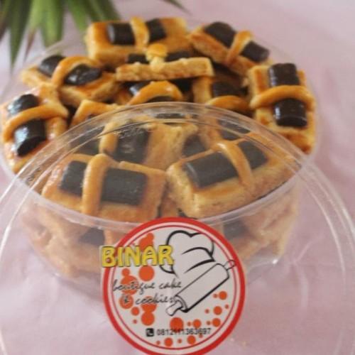 Jual Kue Kering Kuker Lebaran Spesial Enak Stik Coklat Tokomarwah01 Jakarta Pusat Tokomarwah03 Tokopedia