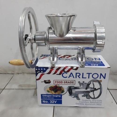 Foto Produk gilingan daging manual carlton 32V dari Mandala Powerindo