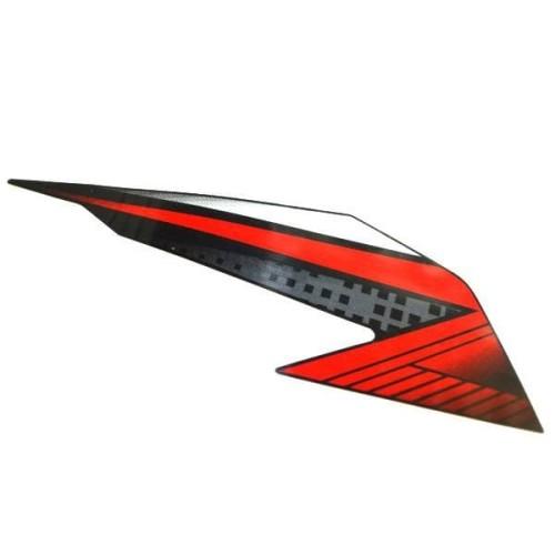 Foto Produk Stiker Body Depan Kiri Stripe L FR Cover Type 1 BeAT K1A 86642K1AN00ZG dari Honda Cengkareng