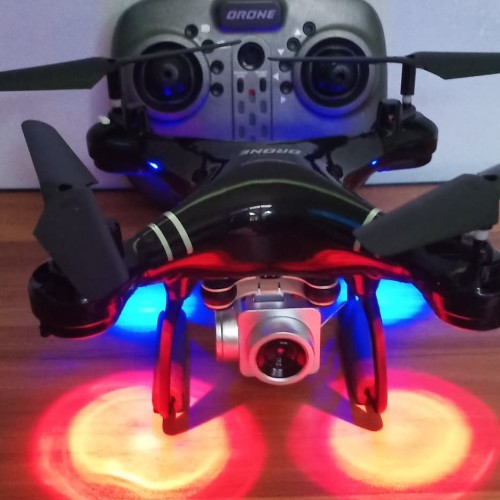 Foto Produk DRONE MURAH X5SW-1 KAMERA FPV MIRIP XYMA X5HW X5SW X5C - Hitam dari Yoonik