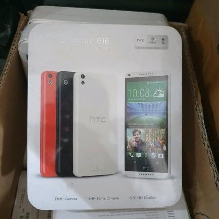 Foto Produk HTC DESIRE 816 DUAL SIM RAM 1.5GB ROM 8GB RESMI BARU STOK LAMA Diskon dari 036 kodokstore