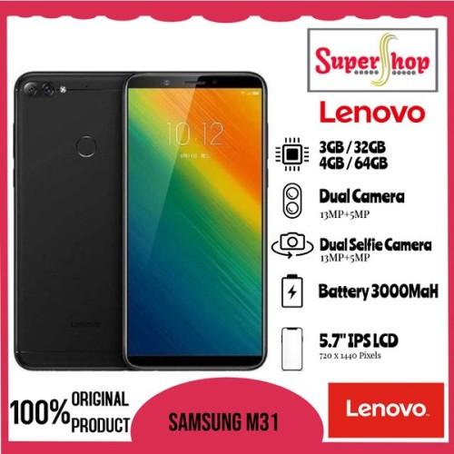Foto Produk Lenovo K9 Note 3Gb Kapasitas 32Gb - 4Gb Kapasitas 64Gb Garansi 1 Tahun dari 036 kodokstore