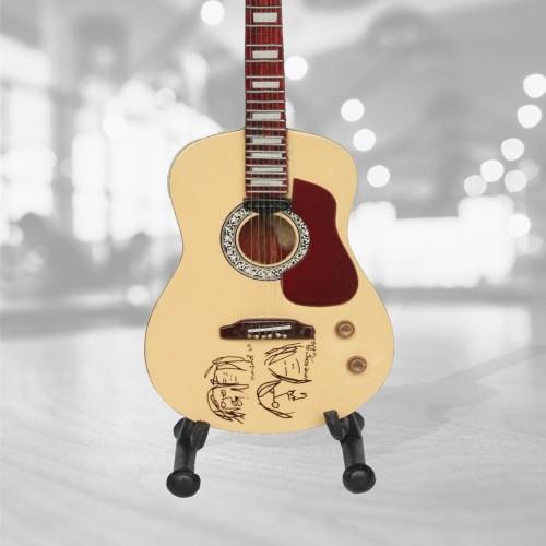 Foto Produk Miniatur Gitar Acoustic Gibson J-160E John Lennon dari Exclusive Miniature