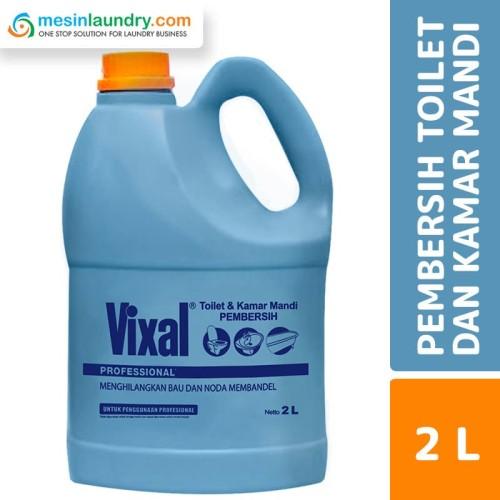 Foto Produk Vixal Professional Cairan Pembersih 2 L dari Mesinlaundry