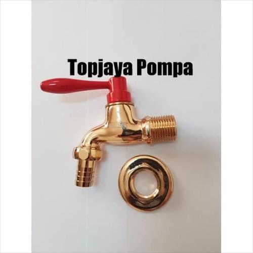 Foto Produk KRAN TEMBOK / TAMAN ONDA A 830 GKU Kuningan dari TOPJAYA POMPA