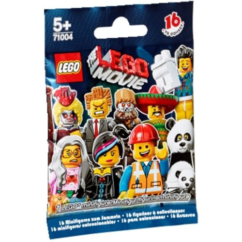 Foto Produk LEGO Minifigures Series The Movie (Complete set - 16pcs) dari Melody Shop