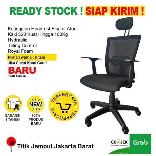 Foto Produk Kursi kerja , Kursi Jaring , Kursi Gaming ASTUTE-A Chair (BARU) dari GF Trade