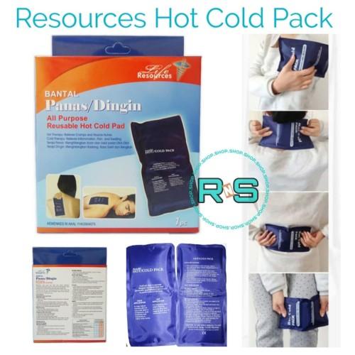 Foto Produk Resurces Hot & Cold Pack Gel Kompres Panas Dingin dari Rnsshop7
