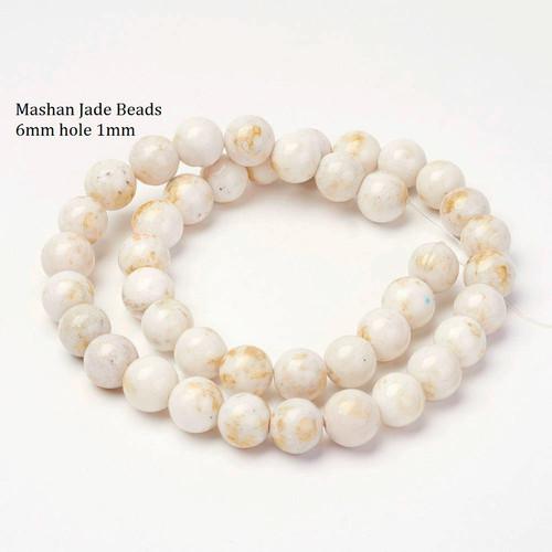 Foto Produk Batu semi muli Mashan Jade White - 6 dari Studio Manik