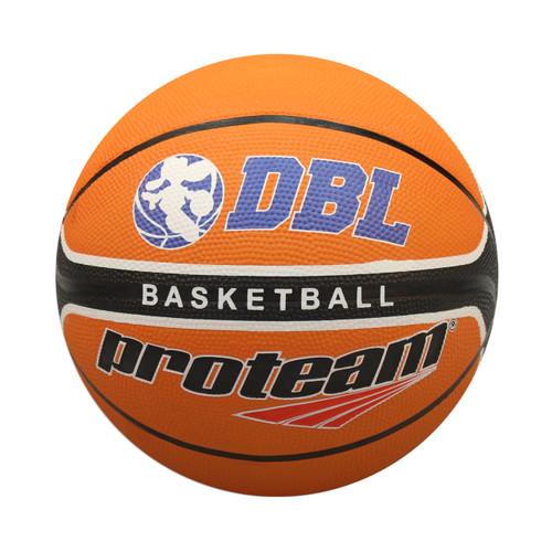 Foto Produk Proteam Basket Rubber SA-7 (Size 7) - Orange dari Proteam Indonesia