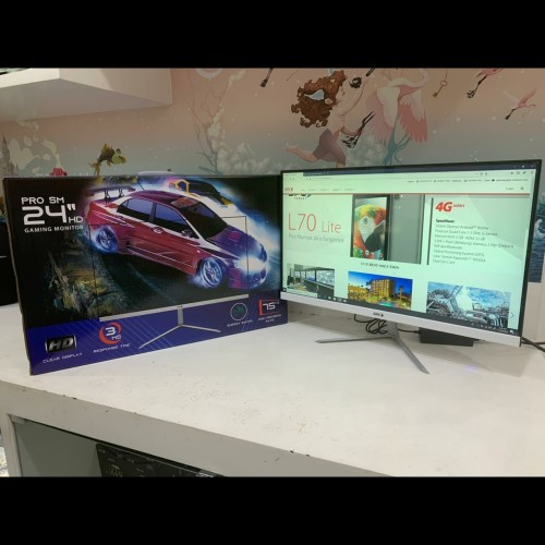 Foto Produk Monitor LED Gaming Full HD 24inch SPC dari SPC Official