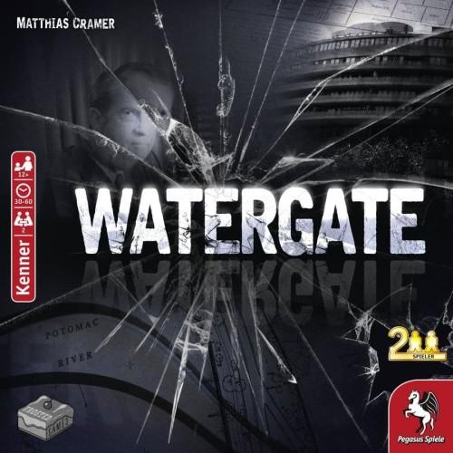 Foto Produk Watergate ( Original ) Board Game - TBG BoardGame Store - dari Toko Board Game