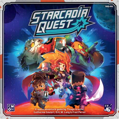 Foto Produk Starcadia Quest ( Original ) Board Game - TokoBoardGame - TBG dari Toko Board Game