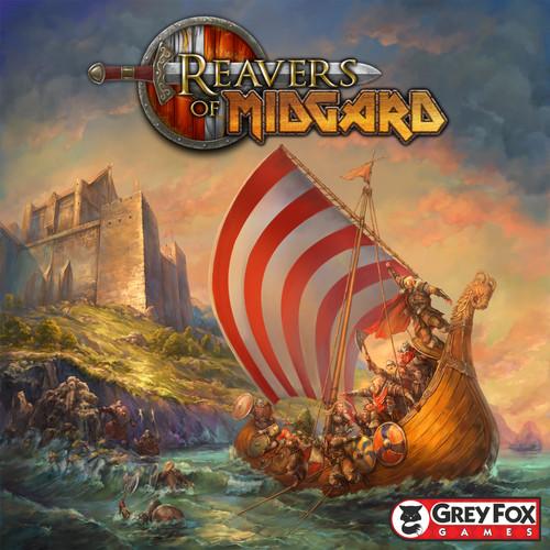 Foto Produk Reavers of Midgard KS Edition ( Original ) Board Game dari Toko Board Game