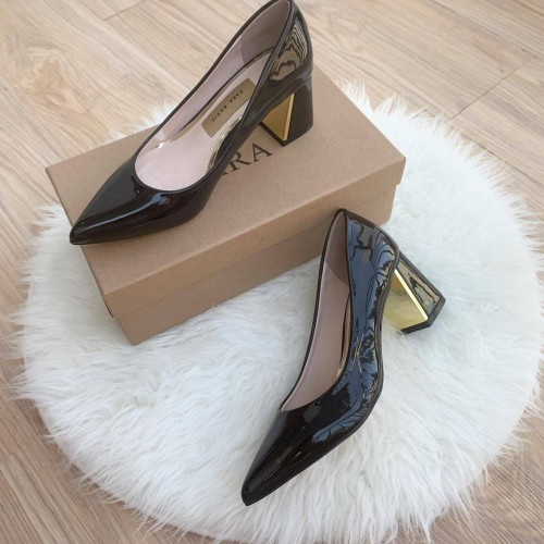 Foto Produk Z01442 Sepatu Zara Original - Black, 35 dari KING Super Store
