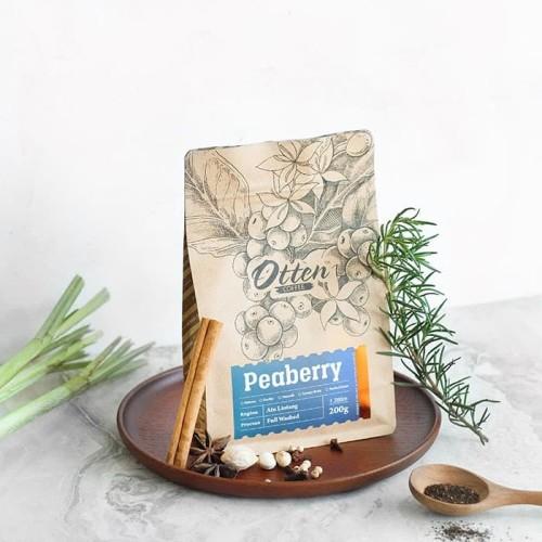 Foto Produk Otten Coffee Arabica Gayo Peaberry 200g dari OTTEN COFFEE