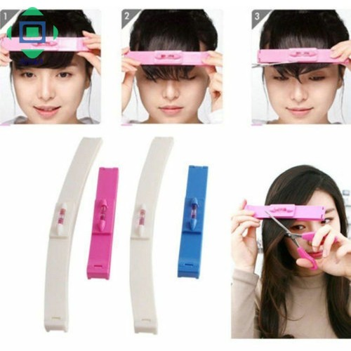 Foto Produk Clip Cut Tool Hair Trimmer Fringe Hair Cutting Barrettes Hairpins dari Kembang Kedoya