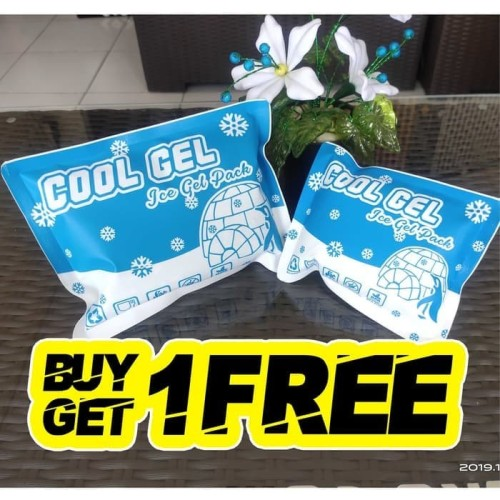 Foto Produk PROMO BUY 1 GET 1 Ice Gel Besar 500g Merk Cool Gell dari marsstore_depok