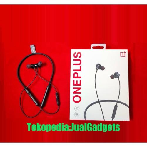 Foto Produk OnePlus Bluetooth Bullets Wireless Z Black Shark Ophidian TWS - Hitam dari JUALGADGETS