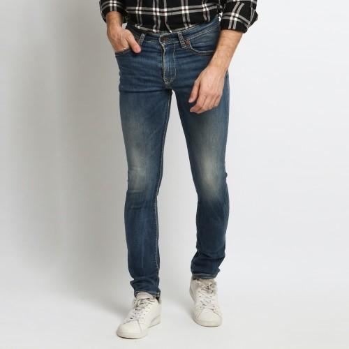 Foto Produk ENERGIE Jeans Pria Original - Sam Jeans Slim Fit - Biru, 29 dari VENGOZ