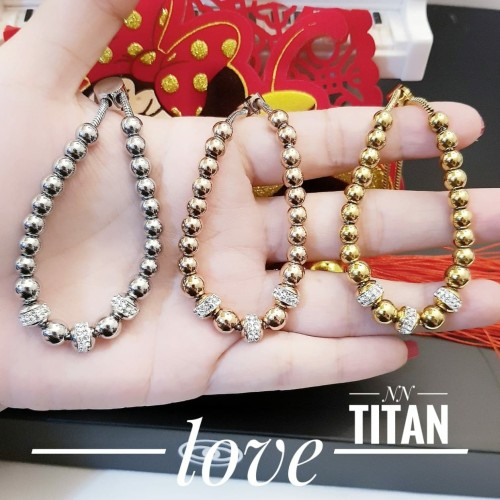 Foto Produk titanium gelang wanita G1138 dari kevin joshe perhiasan xuping dan titanium