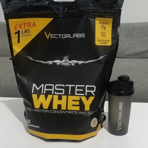 Foto Produk Vectorlabs Master Whey 11 lbs dari jokez